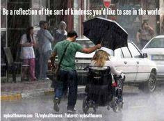 Reflection of Kindness