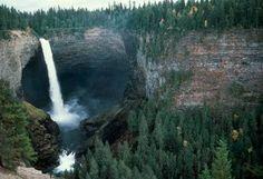 Wells grey provincial park British Columbia
