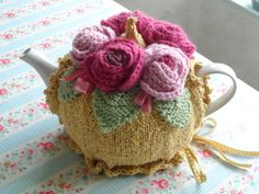 Summer tea-cosy made for my Mum for her birthday!