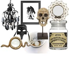 Elegant Adult Halloween Decor - Yankee Smartass