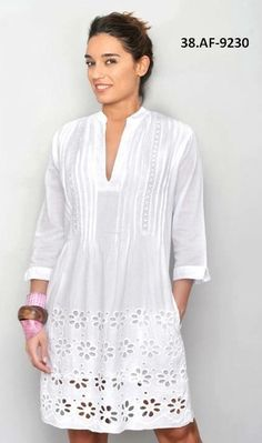 A More Casual Take On The Office Standby - Womens Fashion - Marecipe Linen Dresses, Casual Dresses, Fashion Dresses, Summer Dresses, Dress Skirt, Lace Dress, White Dress, Mode Outfits, Fall Outfits