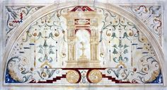 Canvas decorative panel