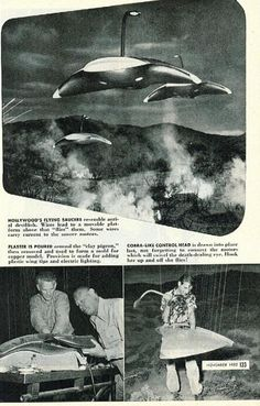 War of the Worlds 1953 article... 2