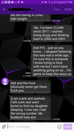 this angry mom texted the wrong number and refused to believe it wasnt her son 29 This Dude Mercilessly Trolled A Potty Mouthed Mom Who Thought She Texted Her Son