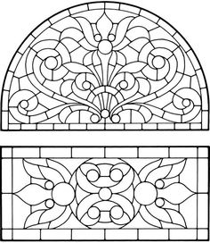 Adult Coloring Pages Stained Glass New Stained Glass Window Coloring Pages Coloring Home Faux Stained Glass, Stained Glass Designs, Stained Glass Projects, Stained Glass Patterns, Mosaic Patterns, Stained Glass Windows, Window Glass, Leaded Glass, Colouring Pages