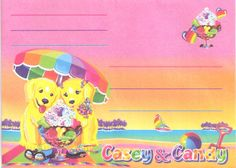 Lisa Frank Stationery