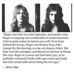 I *knew* there was a reason I like Roger Taylor. Queen Photos, Queen Pictures, Brian May, John Deacon, Save The Queen, I Am A Queen, Queen Facts, Queen Meme, Roger Taylor Queen