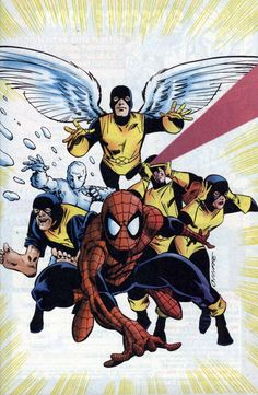 Spider-Man and the X-Men