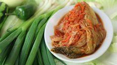 Sunny's Napa Cabbage Kimchee - #recipe #kimchee #kimchi #koreanfood # ...