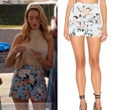 http://www.shopyourtv.com/2017/03/jane-virgin-season-3-episode-14-petras-floral-shorts/
