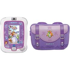 VTech InnoTab 3 Sofia the First Bundle, bought this for Rayleigh and she absolutely loves it. :)
