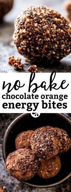 Are you looking fro a healthy meal prep snack you can make ahead for school lunch boxes or easy on the go meals for work? Try these no bake orange and chocolate energy bites! They are easy to whip up with almonds, cocoa powder, dates and chia seeds. The perfect gluten free recipe made with simple ingredients for a fuss free clean eating energy boost. And they even work as a last minute breakfast to pull out of the freezer on those super busy mornings!