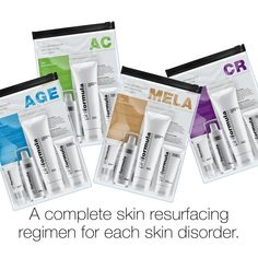 Start your 2019 skincare routine with a pHformula Homecare Kit - the perfect skin resurfacing introduction. Available from your pHformula skin specialist. Skin Resurfacing, Skin Specialist, Skin Regimen, Peeling, Perfect Skin, Sensitive Skin, Eyeshadow, Medical, Skin Care