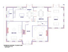 House Layouts, Dorm, House Plans, Bootroom, Floor Plans, How To Plan, Inspiration, Houses, Dormitory