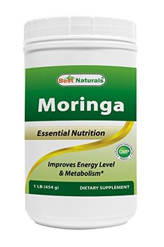 Best Naturals Moringa Powder 1 Lb >>> To view further for this item, visit the image link.