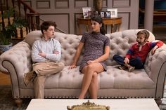 Thomas Barbusca Sofia BlackD'Elia and Jack Stanton in the 'The Grandparents' premiere of THE MICK airing Tuesday Jan 3 831901 PM ET/PT on FOX