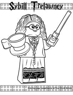 misteriosi disegni da colorare lego scoobydoo lego