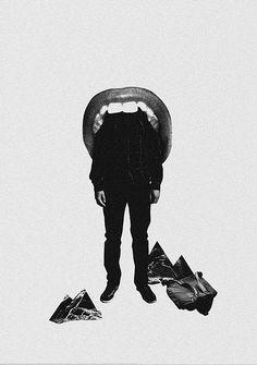 Collage by Frederik Niemann