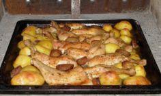 Máš doma tvaroh? Tak si môžeš pripraviť túto úžasnú tvarohovú sladkosť! U nás sú za okamih preč! - Báječná vareška Meat Recipes, Chicken Recipes, Cottage Meals, Hungarian Recipes, One Pan Meals, Whole 30 Recipes, Poultry, Bacon, Food Porn