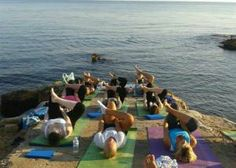 Celebrate Spring - Feel Great Breaks Yoga and Photography holiday at Hotel Les Rotes - Denia, Valencian Community | LetsGlo