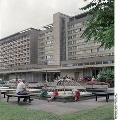 Cottbus, DDR Oktober 1987