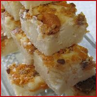 Butterfinger Fudge and other Christmas goodies