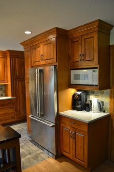 1000 images about kitchen on pinterest traditional for Kraftmaid microwave shelf