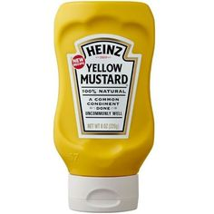 PITTSBURGH--(BUSINESS WIRE)--Heinz, the maker of America's Favorite Ketchup®, wants to make your favorite mustard, too. Heinz is launching a new, better-tasting yellow mustard than it's ever offered before at retailers nationwide for the first time. Mustard Seed, Mustard Yellow, Ketchup, Chutney, Mustard Based Bbq Sauce, Gourmet Recipes, New Recipes, Vegan Recipes, Salsa