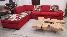 Hemos renovado nuestros Diseños 🤓🔎 incorporamos estos cojines en técnica patchwork para darle un toque único a tu sofá , así que ahora puedes personalizar los muebles con tus colores favoritos!👏 Para reservarlo contáctanos al ☎ 350 582 601 Outdoor Sectional, Sectional Sofa, Couch, Outdoor Furniture, Outdoor Decor, Home Decor, Home Decorations, Furniture, Favorite Color