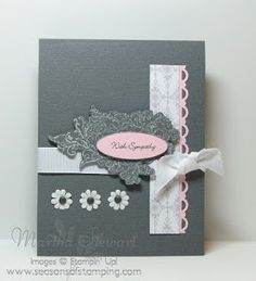 Seasons of Stamping: Stampin'Up!s Elizabeth Perfect for a Quick Card
