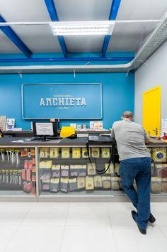 Reforma para nova sede dessa loja de materiais para construção | Hardware store - Pitaia arquitetura
