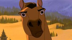 Spirit: Stallion of the Cimarron Spirit Horse Movie, Spirit The Horse, Spirit And Rain, Caballo Spirit, Disney Horses, Horse Movies, Spirited Art, Dreamworks Animation, Cute Disney Wallpaper