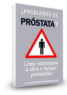 ¿Problemas de próstata?