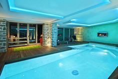 How Much Does an Indoor Pool Cost?   Pool cost, Indoor pools and ...