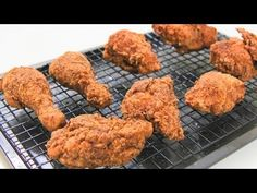 to rustle up your own homemade fried chicken, but can also learn how to make it the crispiest you've ever eaten. This recipe makes chicken close to KFC in flavor, but has its own unique … Perfect Fried Chicken, Homemade Fried Chicken, Making Fried Chicken, Buttermilk Fried Chicken, Crispy Fried Chicken, Fried Chicken Recipes, Instant Mashed Potatoes, Great Chicken Recipes, Empanadas
