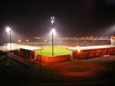 Northampton Town Football Club. Sixfields Stadium, Northampton, England