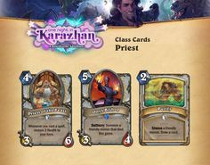 5 Facts about Hearthstone's One Night in Karazhan     - CNET  The next Adventure for Blizzards collectable card game Hearthstone: Heroes of Warcraft is out tomorrow. Titled One Night in Karazhan the Adventure will transport players to an age where Karazhan was lively and filled with fun. Despite being set in the past the expansions experience will be inspired by the raid of the same name in World of Warcraft. To find out more about One Night in Karazhan we chatted to producer Yong Woo and…