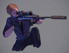 Sniper Lance