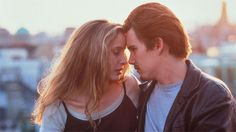 Julie Delpy & Ethan Hawke - Before Sunrise