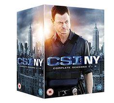 CSI NEW YORK SEASONS 1-9 COMPLETE DVD BOX SET NEW 1 2 3 4 5 6 7 8 9 SERIES NY
