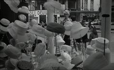 """""""When I didCléo,I thought, I have to work with time. We feel time differently when we are suffering or are in pain or we are waiting for something.""""  Still from Cleo from 5 to 7 (1962, dir. Agnes Varda)"""