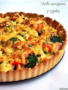 Easy Cooking, Cooking Recipes, Healthy Recipes, Quiche, Strudel, Breakfast Dishes, I Foods, Food And Drink, Healthy Eating