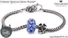 Trollbeads Good Luck Starter Bracelet