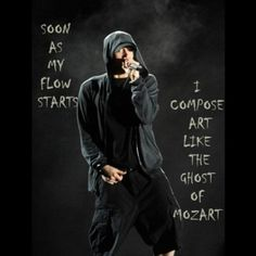 """Eminem quote from """"Stay Wide Awake"""""""