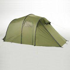 Family Camp (familietent) van Tatonka heeft een ruime slaapcabine en een stahoogte gedeelte. Het ruime slaapgedeelte biedt voldoende ruimte voor drie tot vier personen. Outdoor Survival Gear, Outdoor Gear, Narvik, Family Camping, Vietnam, Tent, Tentsile Tent, Tents