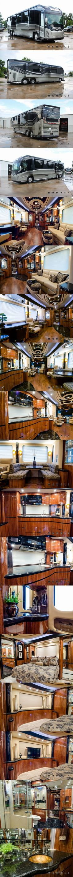 Newell Coach LUX - We'll store it for you! Luxury Motorhomes, Rv Motorhomes, Class A Motorhomes, Bus Camper, Cool Rvs, Class A Rv, Luxury Bus, Expedition Truck, Cool Campers