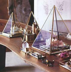 Jewelry Display Supplies: Louvre Paris Glass Paneled Jewelry Display Case