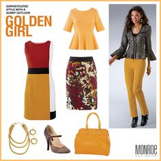 Color trends fashion fit for you from monroe and main misses amp plus