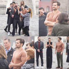 """52 Me gusta, 1 comentarios - Henry Cavill News (@henrycavillnews) en Instagram: """"New photos of the #JusticeLeague cast sightseeing in China. See them all! (link in bio)…"""""""
