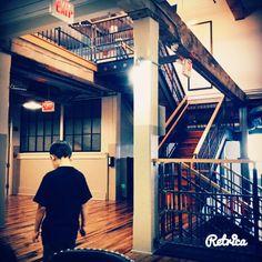 stsさんの、industrial,アンティーク,玄関/入り口,のお部屋写真